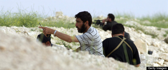 SYRIA TROOPS REPEL ATTACK PRISON