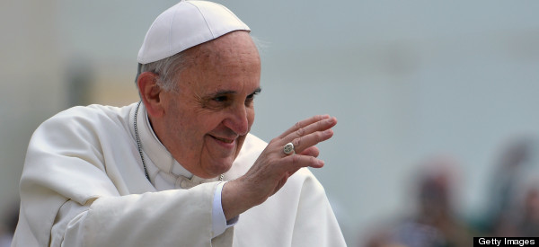 Pope Francis Slams Global Financial System's 'Cult Of Money' Tyrannizing The Poor