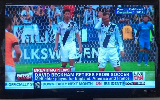 david beckham two