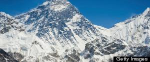 MOUNT EVEREST MELTING