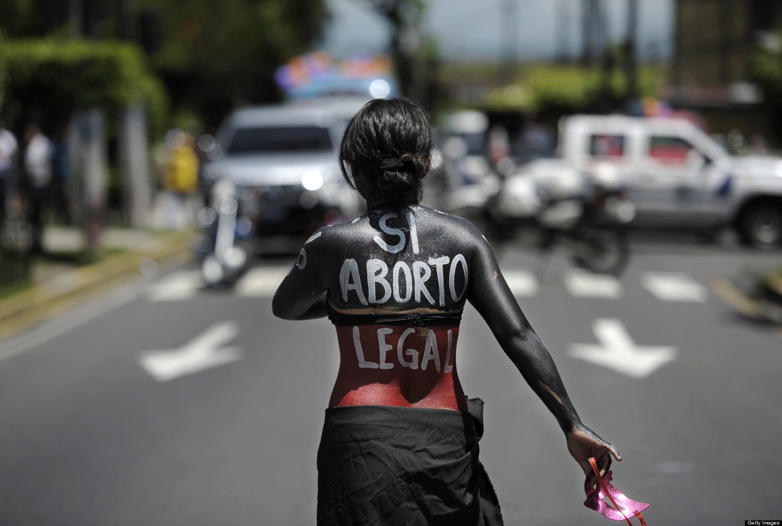 El Salvador Court Considers Permitting Some Abortion