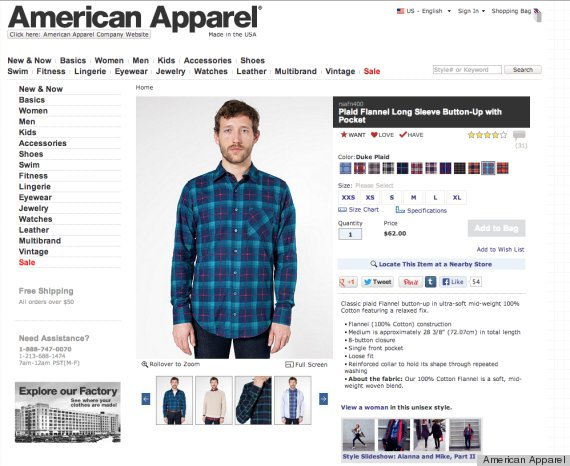 american apparel swedish controversy