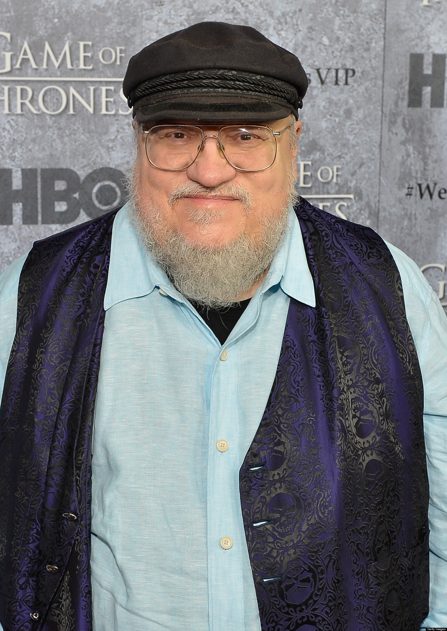 'Game Of Thrones' Author Reviews 'Gatsby'