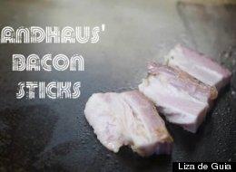 GoogaMooga Sneak Peek: Landhaus' Melt-in-Your-Mouth Bacon Sticks