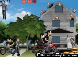 PLAY: Charles Ramsey Video Game Lets You Throw Burgers At Ohio 'Kidnapper'
