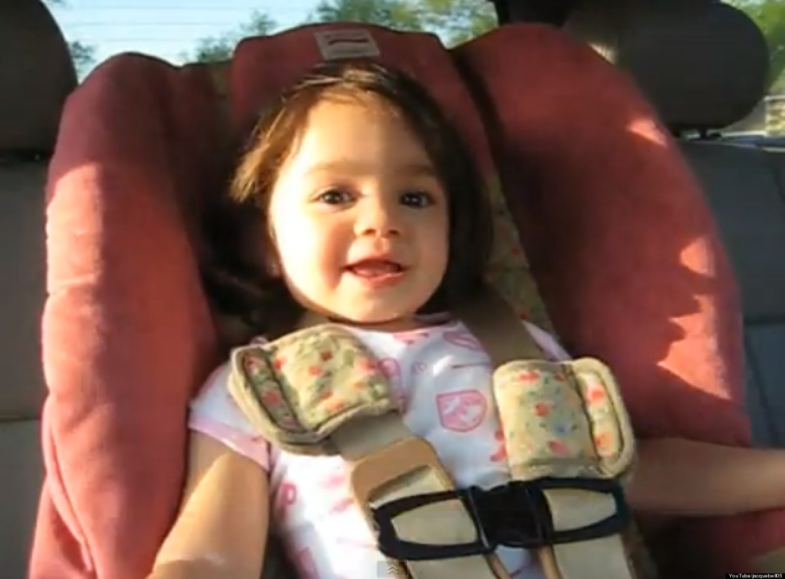 WATCH: 2-Year-Old Knows (Almost) All The Words To Pearl Jam Song