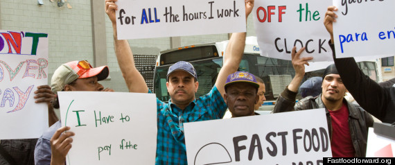 FASTFOOD WORKERS