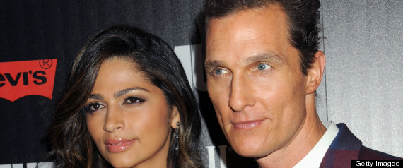 MATTHEW MCCONAUGHEY MARRIAGE
