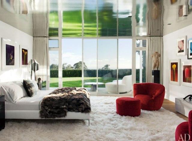 celebrity bedroom