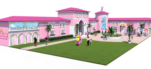 La casa de Barbie en tamaño real en Florida (FOTOS, VIDEO)
