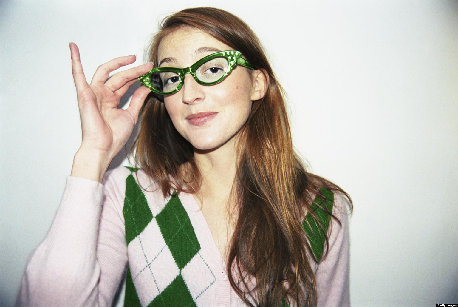 female nerd