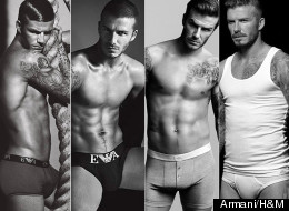 39 Pics Of Becks In His Kecks