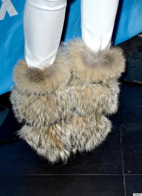 nicki minaj idol shoes