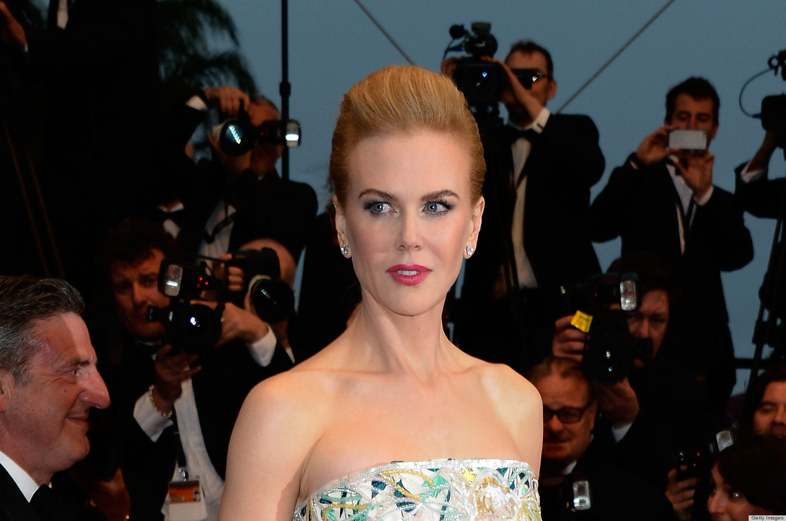 Nicole Kidman Stuns In Dior On This Week's Best-Dressed List