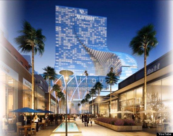 convention center hotel miami world center arena