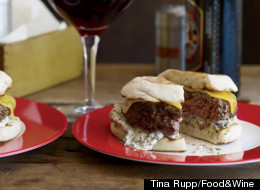 Recipe Of The Day: Lamb Burger