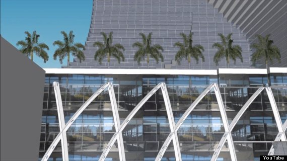 convention center hotel miami world center