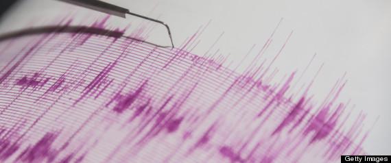 CANADA EARTHQUAKE 2013