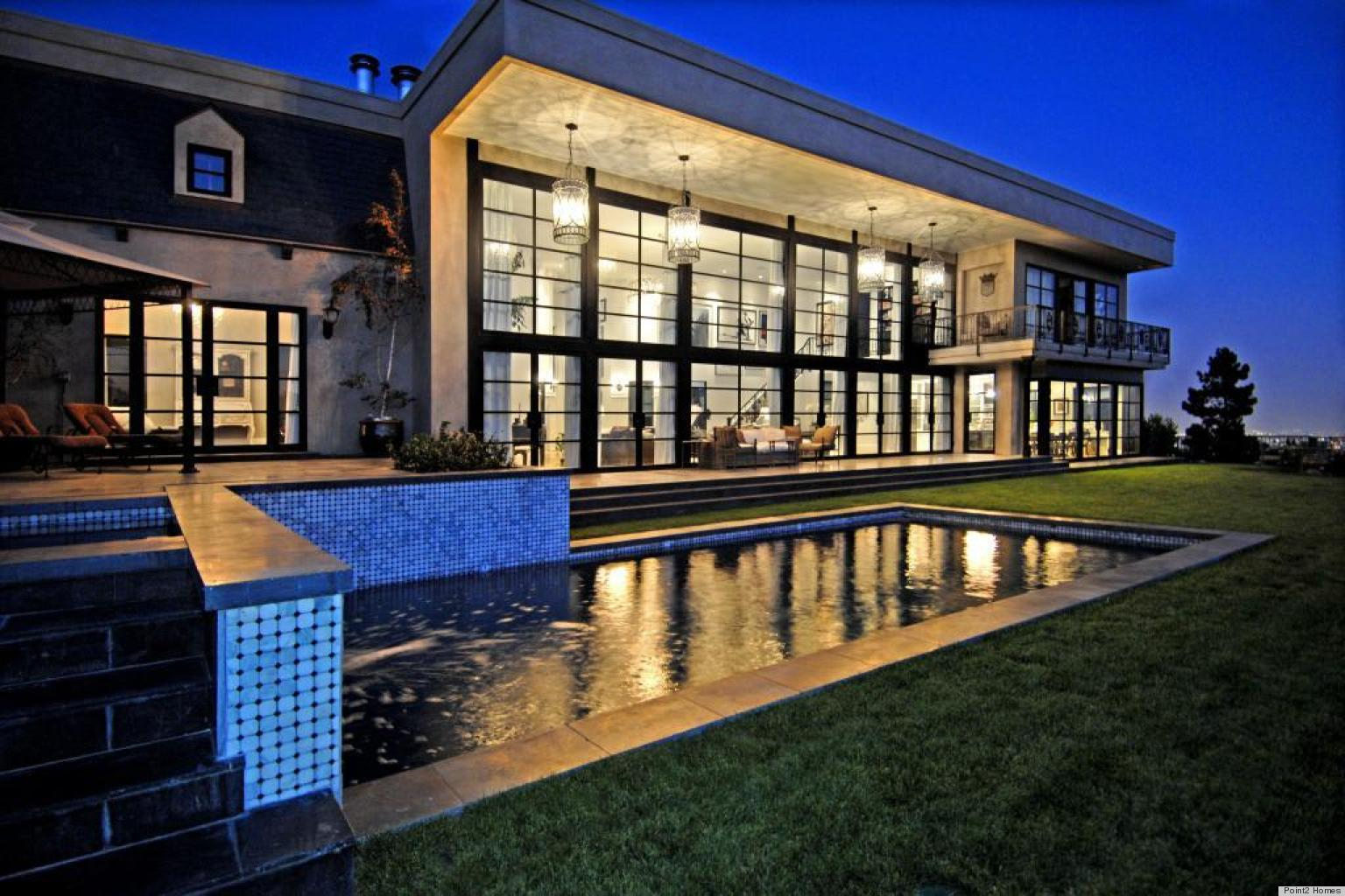 The most million dollar homes can be found in these states for 10 million dollar homes