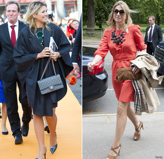 queen maxima style
