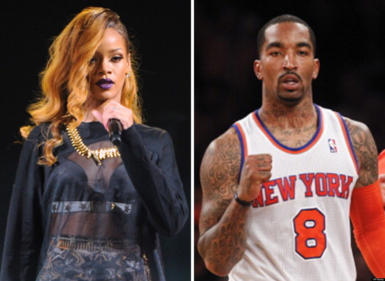 jr smith vs rihanna instagram comment allegedly by