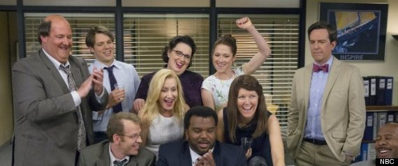 THE OFFICE FINALE RATINGS