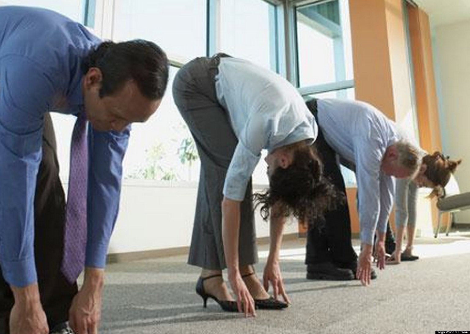 Yoga Wisdom at Work: Finding Sanity Off the Mat and on the