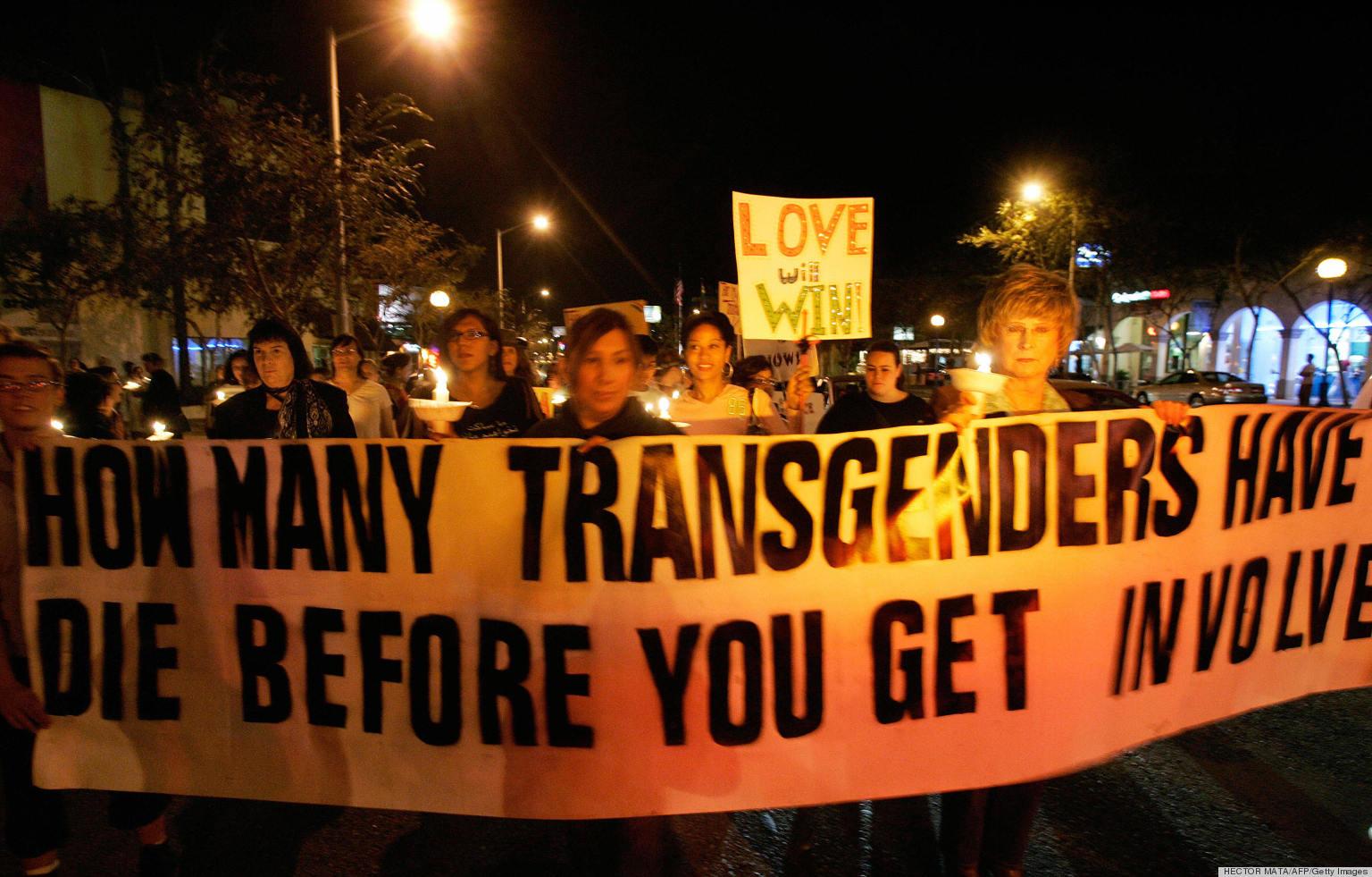 from Fabian transgender violence