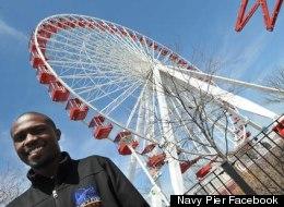 Chicago Man Breaks Ferris Wheel World Record