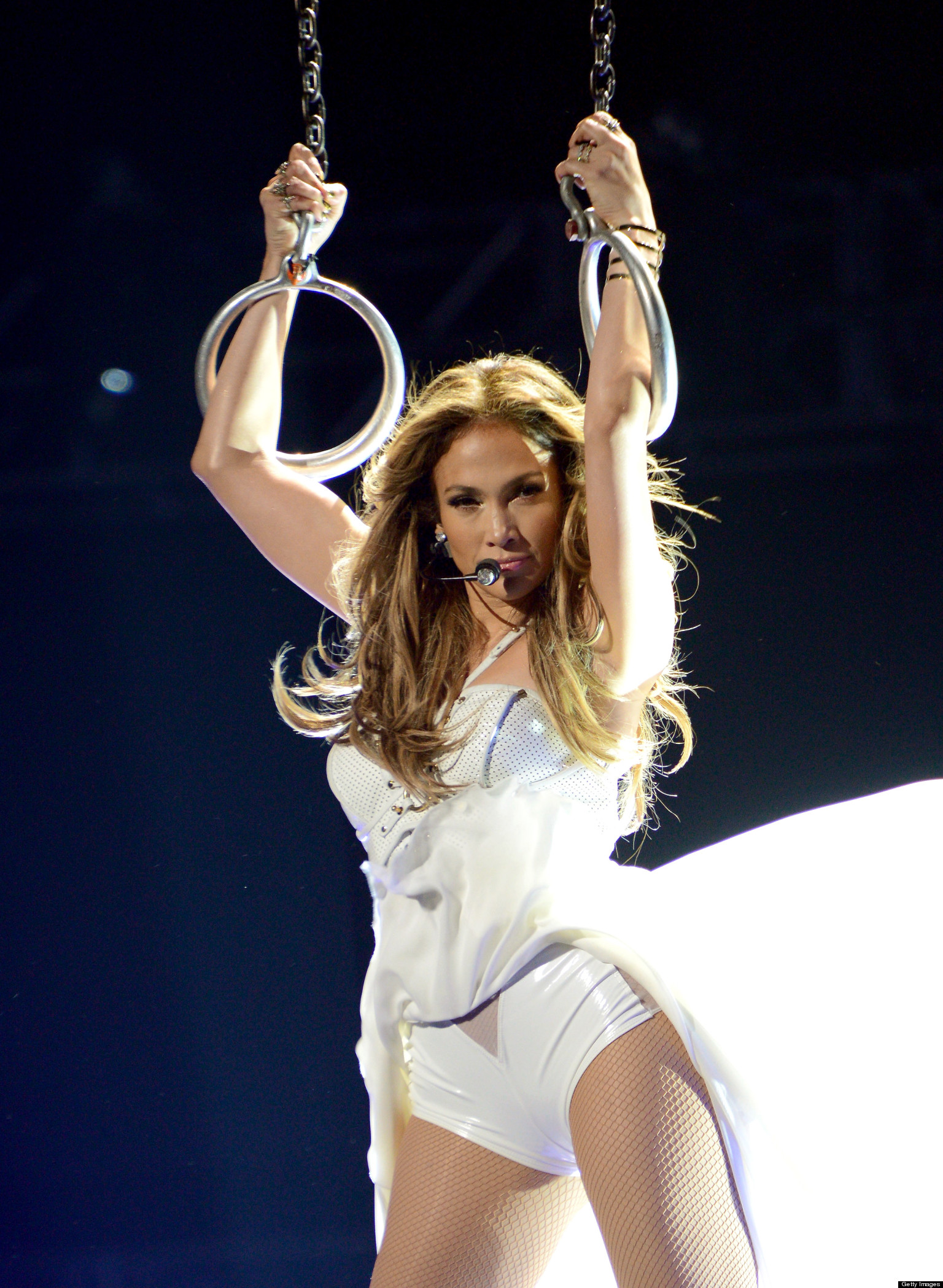 JLo Steals Spotlight On 'American Idol'