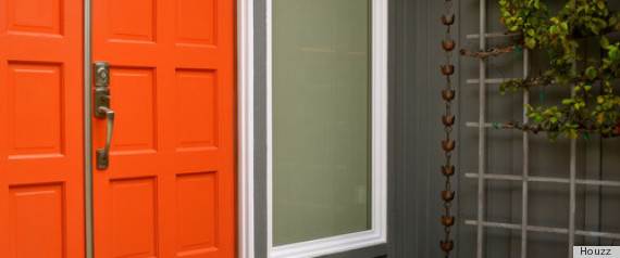 Painted Interior Front Door Paint Colors Front Door