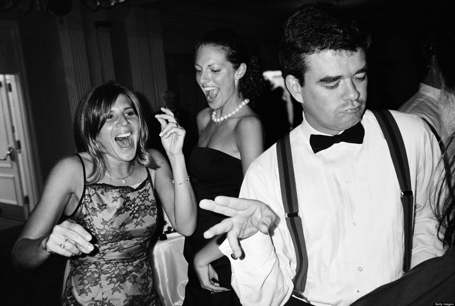 The 10 Best Songs To Play At Your Black Tie Wedding