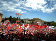 Rome Austerity Protesters Take To Streets Over High Unemployment (PICTURES)