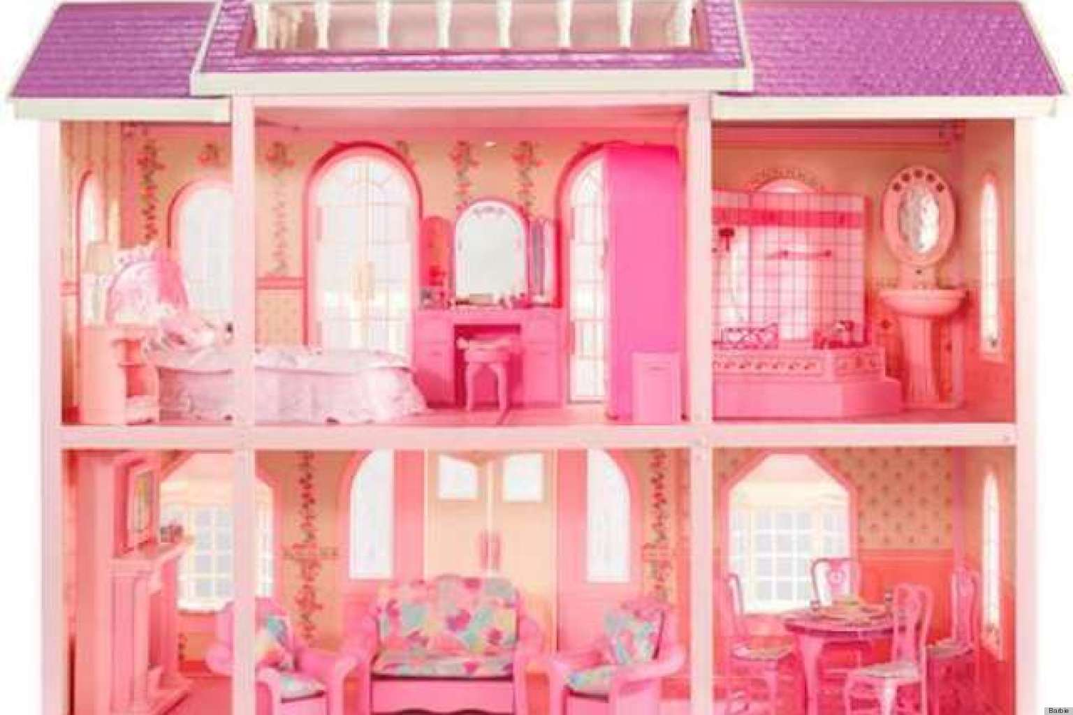 You Couldn't Afford Barbie's Dreamhouse If It Were, You Know, Real