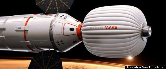 INSPIRATION MARS ROCKETS