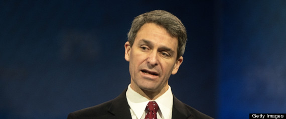 KEN CUCCINELLI NOMINATED