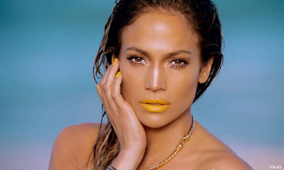 jennifer lopez live it up video