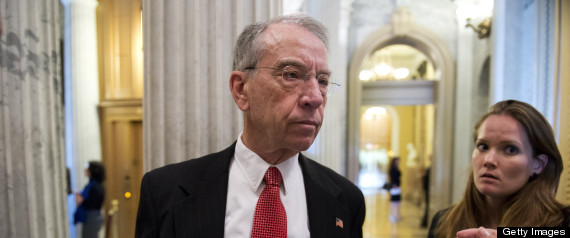 CHUCK GRASSLEY FOREIGN POLICY