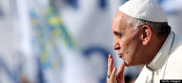 Pope: 'If Banks Fail It is A Tragedy, If People Die Of Hunger It's Nothing'