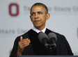 Obama Gives Commencement Speech At Morehouse College