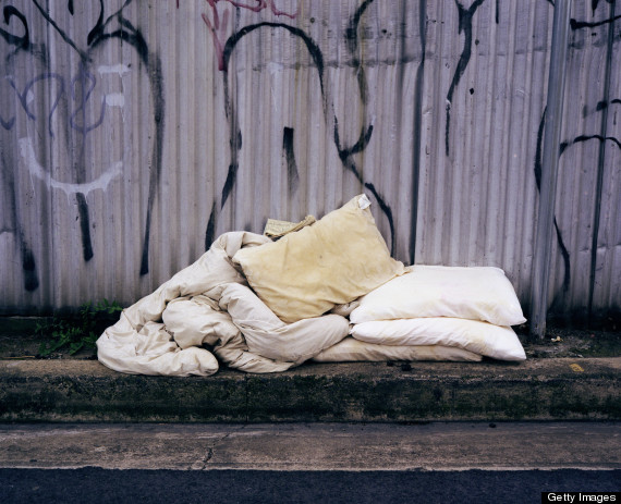 homelessness crime