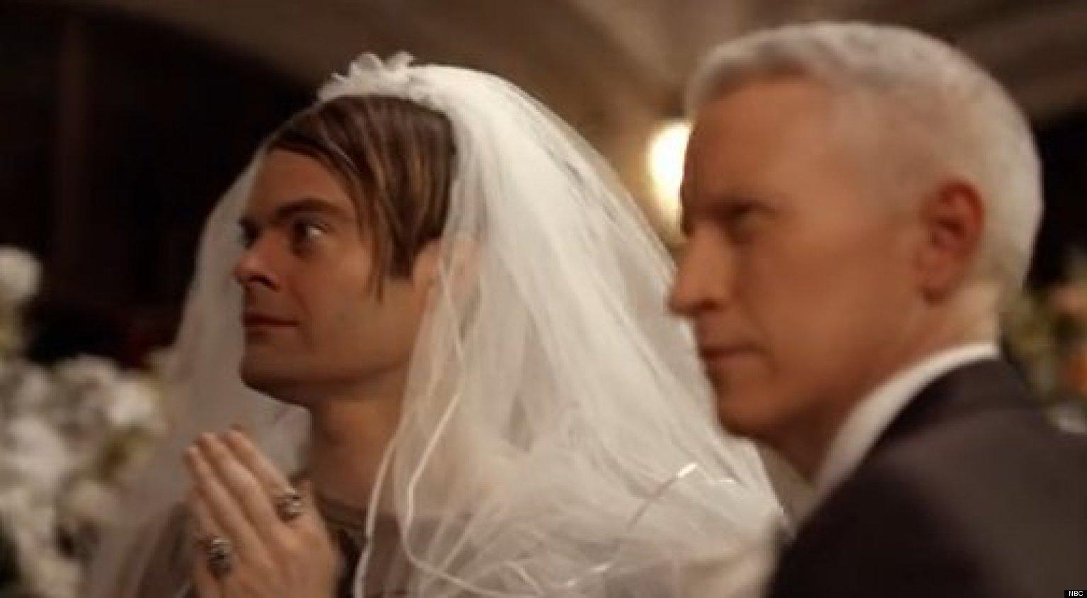 'SNL': Stefon Marries Anderson Cooper On Bill Hader's Last ...