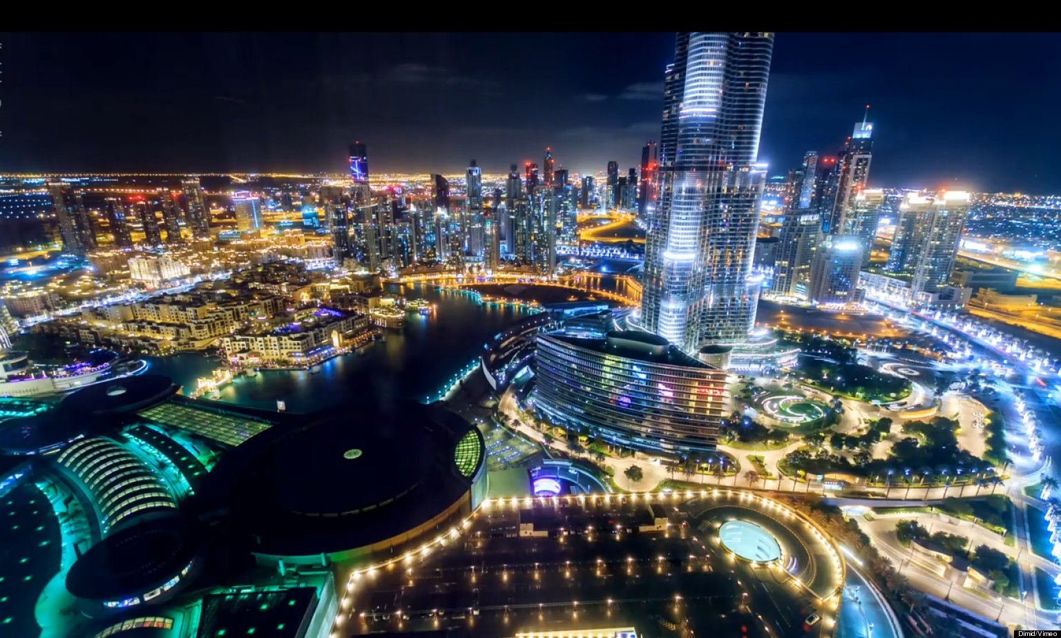 o-DUBAI-TIME-LAPSE-VIDEO- ... Dubai