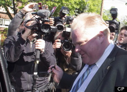 Rob Ford Crack Allegation