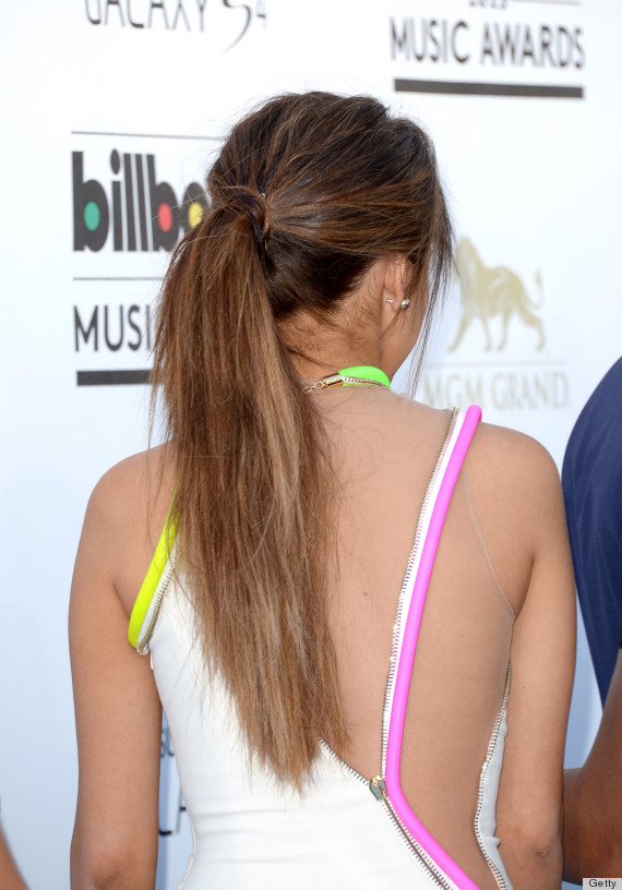 Selena Gomez Billboard Awards Dress Looks Like A 'Spring Breakers ...