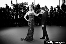 Cocktails, Couture And Kissing: The Weekend At Cannes Film Festival 2013