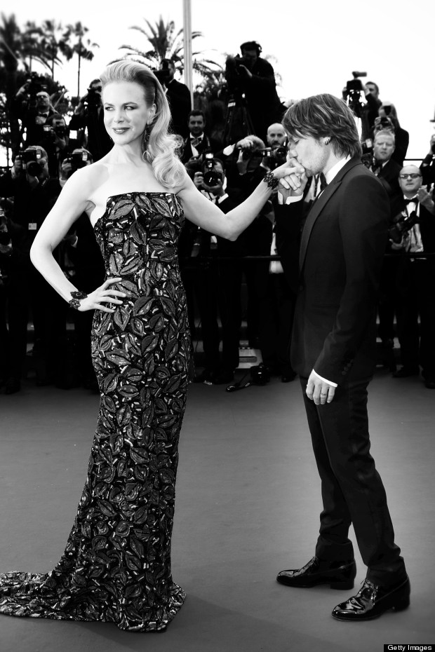 cannes nicole kidman keith urban