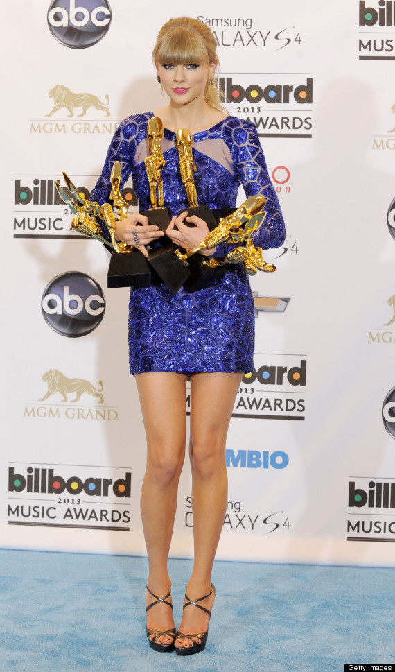 taylor swift billboard awards winners