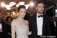 Cutest Couple In Cannes? Jessica Biel And Justin Timberlake Get Glam For Inside Llewyn Davis Premiere