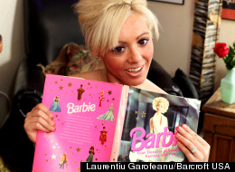 'Malibu Barbie' Mum, Sarah Willman, Addicted To Tanning Despite Health Risks (PICTURES)